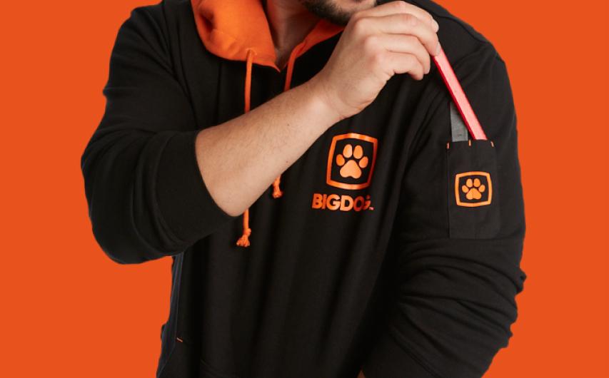 Bigdog hoodie