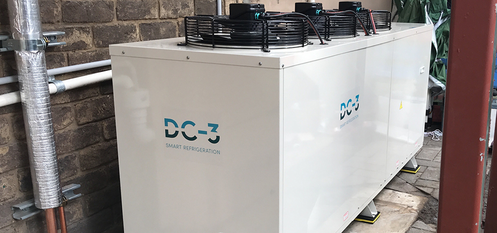 Actrol DC 3 Smart refrigeration