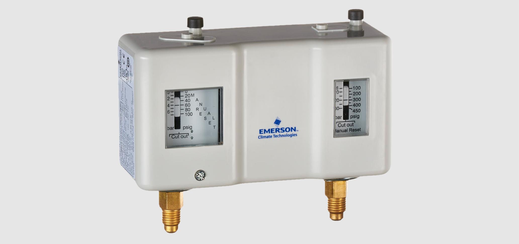 Actrol Emerson valves refrigeration