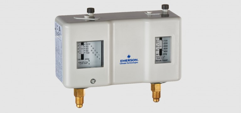 Actrol Emerson valves refrigeration